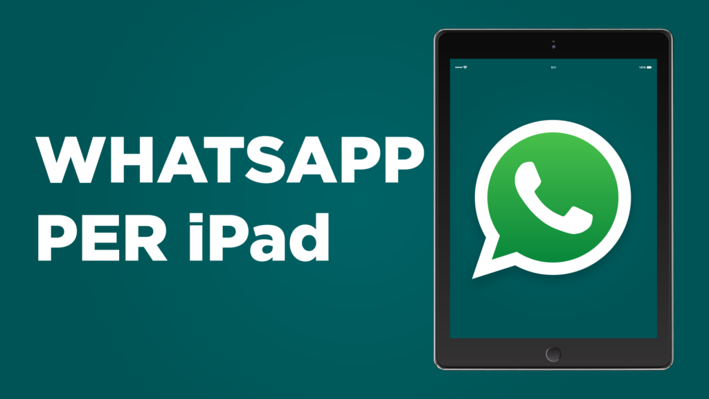 Whatsapp per iPad